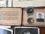 Небольшой архив на подп.ж-д войск с ударником Сталинского по., фото №13