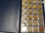 Монеты мира 154 шт без Росии и СССР в альбоме без повторов с 1 грн photo 2