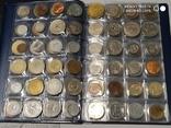 Монеты мира 154 шт без Росии и СССР в альбоме без повторов с 1 грн photo 5