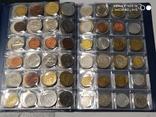 Монеты мира 154 шт без Росии и СССР в альбоме без повторов с 1 грн photo 7