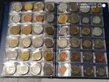 Монеты мира 154 шт без Росии и СССР в альбоме без повторов с 1 грн photo 8