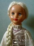 Кукла СССР Наталья 75 см, фото №8