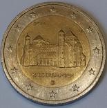 Німеччина 2 євро, 2014 Церква Св. Міхаеля, Нижня Саксонія