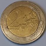 Німеччина 2 євро, 2014 Церква Св. Міхаеля, Нижня Саксонія фото 2