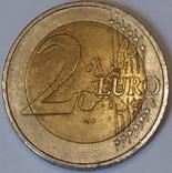 Німеччина 2 євро, 2006 Голштинські ворота у Любеку, Шлезвіг-Гольштейн фото 2
