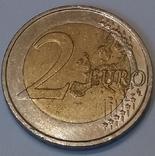 Німеччина 2 євро, 2015 Церква Св. Павла у Франкфурті-на-Майні, Гессен фото 2