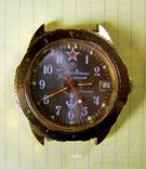 Часы  Командирские.Подводная лодка., фото №2