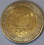 Німеччина 2 євро, 2015 30 років прапору Європейського союзу