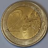 Німеччина 2 євро, 2015 30 років прапору Європейського союзу фото 2
