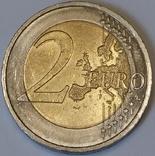Німеччина 2 євро, 2009 Церква Людвіга в Саарбрюккен, Саар фото 2