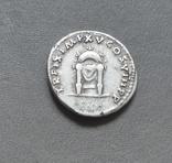 Титус ,влево ,денарий, фото №3