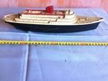 Круизный лайнер...Сборная модель из СССР, фото №2