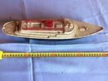 Круизный лайнер...Сборная модель из СССР, фото №3