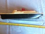 Круизный лайнер...Сборная модель из СССР, фото №4