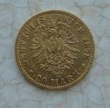 20 марок Пруссия 1878 photo 3