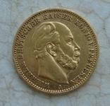 20 марок Пруссия 1878 photo 4