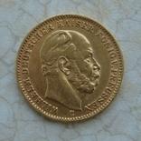 20 марок Пруссия 1873 photo 4