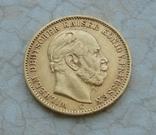 20 марок Пруссия 1873 photo 5