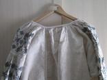 Сорочка, вышиванка до 1960 года №3 photo 8
