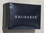 Запонки в родной коробке бренда Brubaker  из США, фото №2