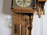 Большие настенные часы Голландия 1,5 метра, фото №4