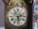 Большие настенные часы Голландия 1,5 метра, фото №5