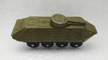 Бронетраспортер Амфибия военная техника игрушка СССР, фото №8