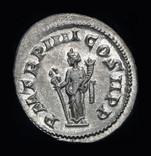 Рим антониан Филипп Араб 244 г. Unc штемпельный блеск photo 5