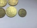Украина. Монеты 1995 и 1996 года+альбом с футляром photo 4