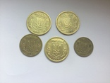 Украина. Монеты 1995 и 1996 года+альбом с футляром photo 5