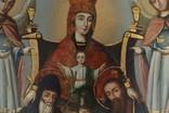 Печерская икона Божией Матери с предстоящими Антонием и Феодосием, photo number 10