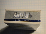 Сигареты Monte Carlo SUPER LIGHTS фото 5