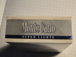 Сигареты Monte Carlo SUPER LIGHTS фото 6