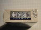 Сигареты Monte Carlo SUBTLE SILVER фото 6