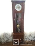 Великий підлоговий годинник довоєнний photo 2