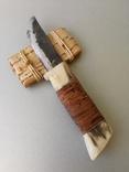 Нож ручной работы. Швеция. photo 1