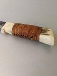 Нож ручной работы. Швеция. photo 3