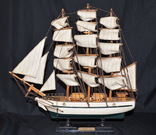 Модель корабля Constitution, фото №2