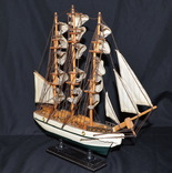 Модель корабля Constitution, фото №7
