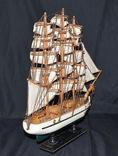 Модель корабля Constitution, фото №9