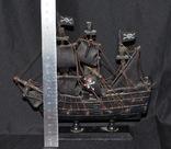 Модель корабля Черная Жемчужина. Пиратский, фото №3