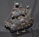 Модель корабля Черная Жемчужина. Пиратский, фото №6