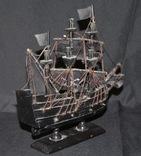 Модель корабля Черная Жемчужина. Пиратский, фото №8