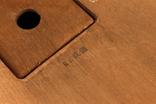 Компактные настенные маятниковые часы. Германия. (0243) photo 9