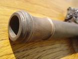 Карманный,бронзовый, Флотский ,пистоль 19 века!Бельгия. photo 5