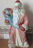 Большой /// Дед Мороз./// СССР.. Могилёвская ф-ка детских игрушек.1961г., фото №3