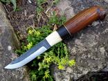 Финский нож .Лот 91. photo 1