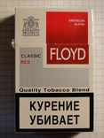 Сигареты FLOYD  CLASSIC  RED