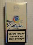Сигареты Ashima Luxury Blue