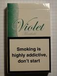 Сигареты Violet Metnthol slims фото 2